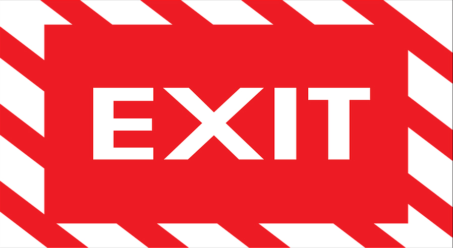 Do You Have an Exit Strategy For Your Business? It's Never Too Early!