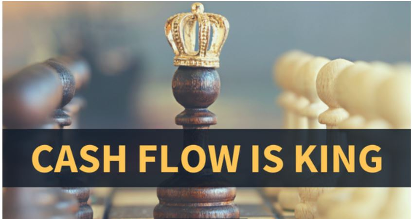 HERE ARE THE BIGGEST PROBLEMS PEOPLE HAVE WITH CASH FLOW